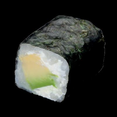 Maki Formaggio avocado
