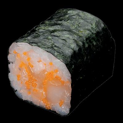 Maki Capesanta spicy
