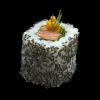 California roll al salmone e wasabi