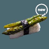 Sushi Aspargo Miso