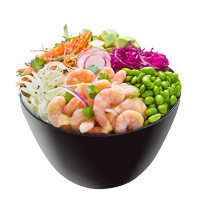 Poke Bowl Gamberetto